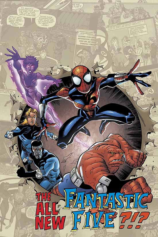 SPIDER-GIRL (1992) #87 COVER