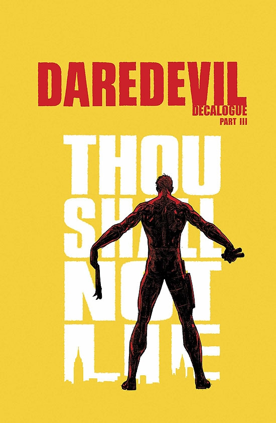 DAREDEVIL (2007) #73 COVER