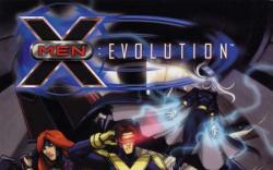 X-MEN: EVOLUTION TPB COVER