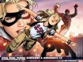 Civil War: Young Avengers &amp;amp; Runaways (2006) #4 Wallpaper