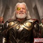 Thor Movie: First Look at Thor, Odin & Loki