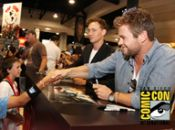 SDCC 2010: Captain America and Thor Signings
