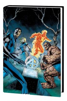 Fantastic Four by Jonathan Hickman Vol. 4 (Hardcover)