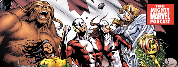 Download the Alpha Flight #1 Podcast