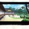 Shingen's Mansion from the Wolverine anime