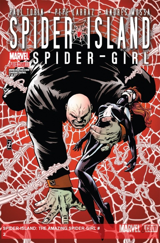 Spider-Island: The Amazing Spider-Girl (2011) #2
