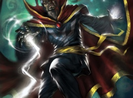 Defenders Spotlight: Doctor Strange