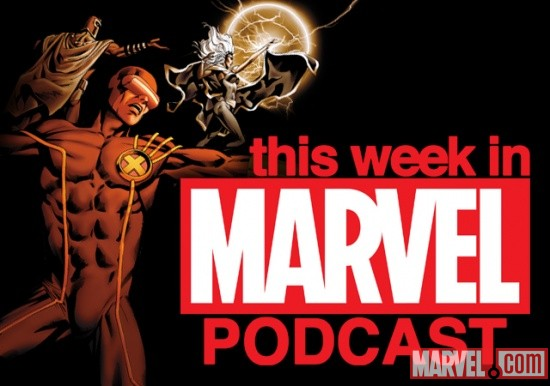 This Week in Marvel Podcast, Episode #1