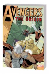 Avengers: The Origin (Trade Paperback)