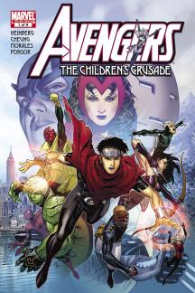 Avengers: The Children's Crusade (2010) #1