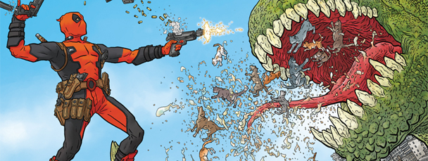 Marvel NOW! Q&A: Deadpool