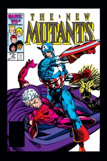 New Mutants (1983) #40