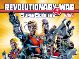REVOLUTIONARY WAR: SUPERSOLDIERS 1 GIBBONS VARIANT (WITH DIGITAL CODE)