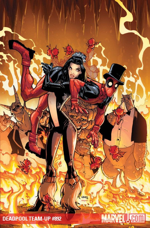 Deadpool Team-Up (2009) #892