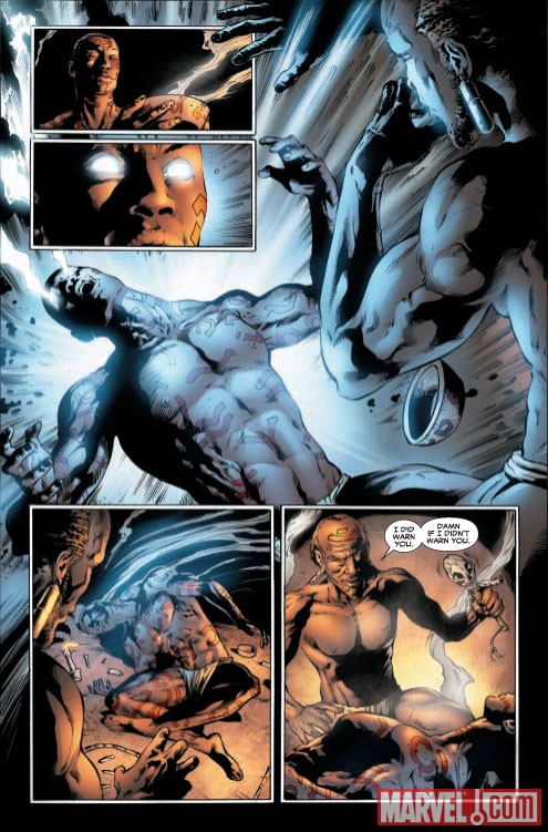 Black Panther (2008) #9