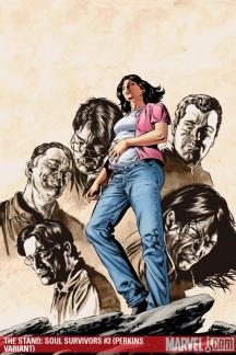 The Stand: Soul Survivors (2009) #3 (PERKINS VARIANT)