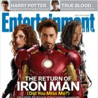 Entertainment Weekly Covers Iron Man 2!