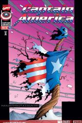 Captain America #451 