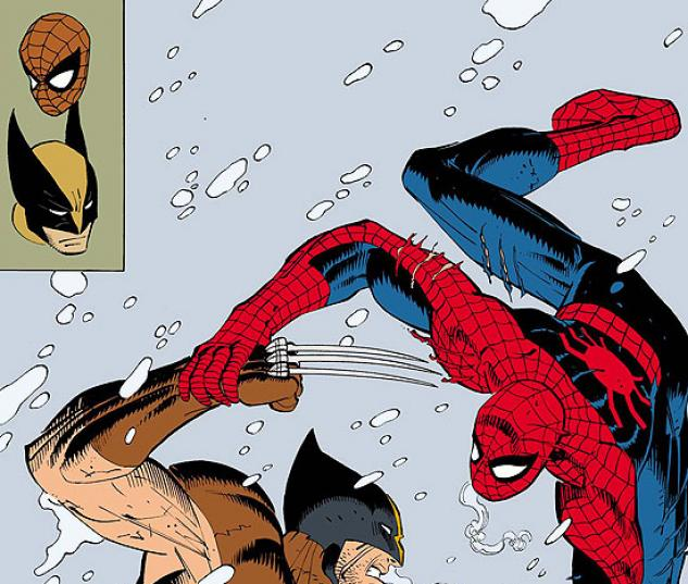WHAT IF? SPIDER-MAN VS. WOLVERINE #1