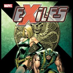 EXILES VOL. 15: ENEMY OF THE STARS #0
