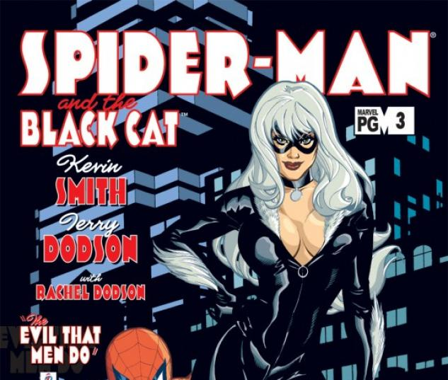 Spider-Man/Black Cat: Evil That Men Do (2002) #3