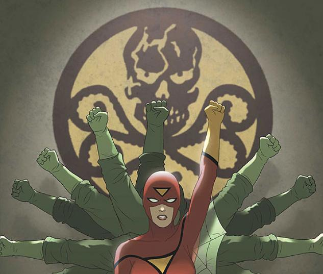 SPIDER-WOMAN: ORIGIN (2008) #2 COVER