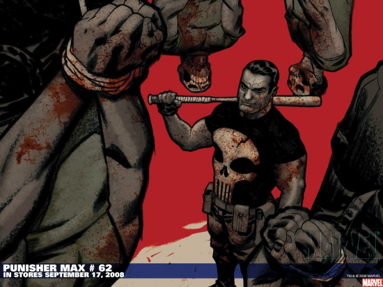 Punisher (2004) #62 Wallpaper