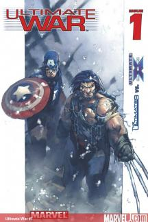 Ultimate War (2003) #1