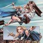 VALKYRIE #1 preview art by Phil Winslade 5