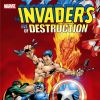 Invaders: The Eve of Destruction (Trade Paperback)