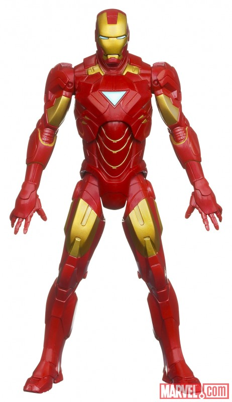 ron Man 2: Iron Man Mark IV 8 Inch