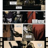 5 Ronin #1 preview art by Tomm Coker