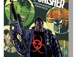 MARVEL UNIVERSE VS. THE PUNISHER TPB