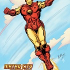 Invincible Iron Man (2008) #25, CONVENTION VARIANT