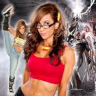 Fightin' Fangirls: WWE Diva AJ