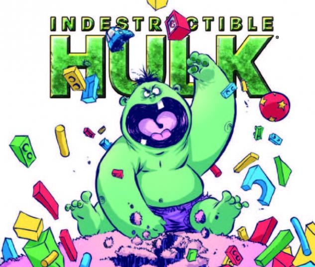 INDESTRUCTIBLE HULK 1 YOUNG VARIANT