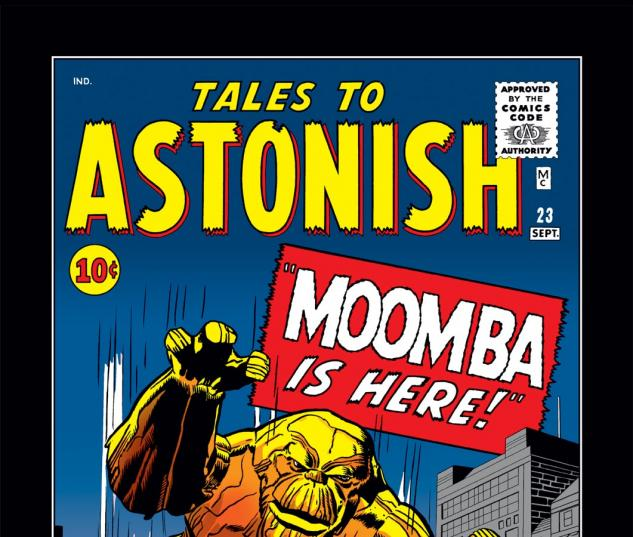 Tales to Astonish (1959) #23 Cover