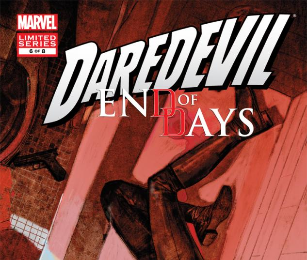 cover from Daredevil: End of Days #6