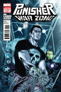 Punisher: War Zone (2012) #5
