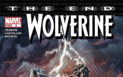 Wolverine: The End (2003) #6