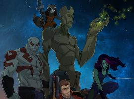 Marvel's Guardians of the Galaxy Animated Series