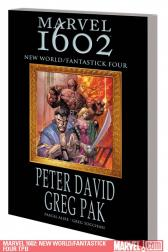 Marvel 1602: New World/Fantastick Four (Trade Paperback)