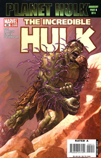 INCREDIBLE HULK #99 (1999)
