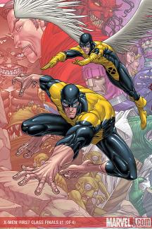 X-Men: First Class Finals #1