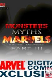 The Marvels Channel: Monsters, Myths, and Marvels #3 