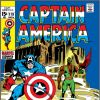 CAPTAIN AMERICA #119 COVER
