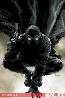 Spider-Man Noir (2008) #1