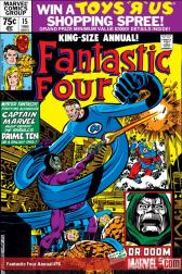 Fantastic Four Annual #15