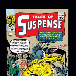 TALES OF SUSPENSE #41
