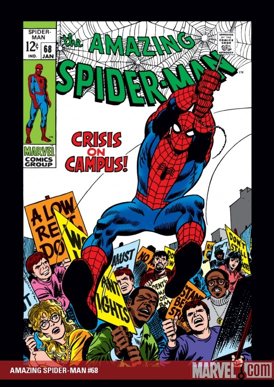 AMAZING SPIDER-MAN #68